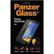 PanzerGlass Edge-to-Edge pro Samsung Galaxy A7 Black - Ochranné sklo