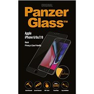 PanzerGlass Edge-to-Edge Privacy pro Apple iPhone 6/6s/7/8 černé