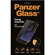 PanzerGlass Premium Privacy pro Samsung Galaxy S8 Plus černé - Ochranné sklo