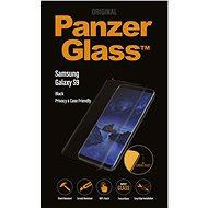 PanzerGlass Premium Privacy pro Samsung Galaxy S9 černé - Ochranné sklo