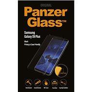 PanzerGlass Premium Privacy pro Samsung Galaxy S9 Plus černé - Ochranné sklo