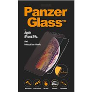 PanzerGlass Edge-to-Edge Privacy pro Apple iPhone X/XS černé