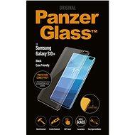 PanzerGlass Premium pro Samsung Galaxy S10+ černé - Ochranné sklo