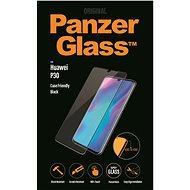 PanzerGlass Edge-to-Edge pro Huawei P30 černé - Ochranné sklo