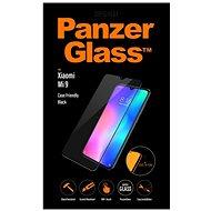 PanzerGlass Edge-to-Edge pro Xiaomi Mi 9 černé - Ochranné sklo