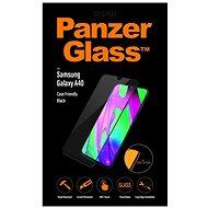 PanzerGlass Edge-to-Edge pro Samsung Galaxy A40 černé - Ochranné sklo