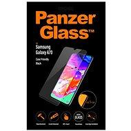 PanzerGlass Edge-to-Edge pro Samsung Galaxy A70 černé  - Ochranné sklo