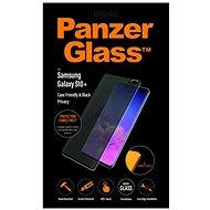 PanzerGlass Premium Privacy pro Samsung Galaxy S10+ černé - Ochranné sklo