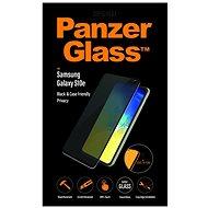 PanzerGlass Premium Privacy pro Samsung Galaxy S10e černé - Ochranné sklo