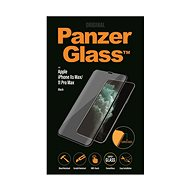 PanzerGlass Premium pro Apple iPhone Xs Max/11 Pro Max černé - Ochranné sklo