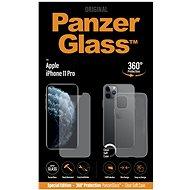 PanzerGlass Standard Bundle pro Apple iPhone 11 Pro (Standard fit + Clear TPU Case) - Ochranné sklo