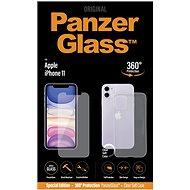 PanzerGlass Standard Bundle pro Apple iPhone 11 (Standard fit + Clear TPU Case) - Ochranné sklo