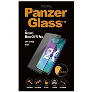 PanzerGlass Edge-to-Edge pro Honor 20/20 Pro černé - Ochranné sklo