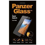 PanzerGlass Edge-to-Edge pro Xiaomi Redmi 7A čiré - Ochranné sklo