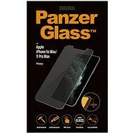 PanzerGlass Standard Privacy pro Apple iPhone XS Max/11 Pro Max čiré