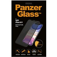 PanzerGlass Edge-to-Edge Privacy pro Apple iPhone XR/11 černé