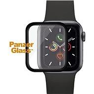 PanzerGlass SmartWatch pro Apple Watch 4/5 40 mm černé celolepené - Ochranné sklo