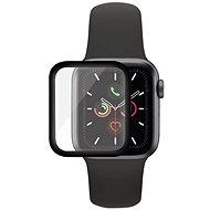 PanzerGlass SmartWatch pro Apple Watch 4/5 44 mm černé celolepené - Ochranné sklo