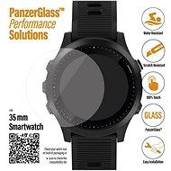 PanzerGlass SmartWatch pro různé typy hodinek (35mm) čiré - Ochranné sklo