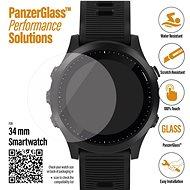 PanzerGlass SmartWatch pro různé typy hodinek (34mm) čiré (Samsung Galaxy Watch 3 45 mm) - Ochranné sklo