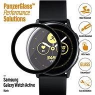 PanzerGlass SmartWatch pro Samsung Galaxy Watch Active černé celolepené - Ochranné sklo