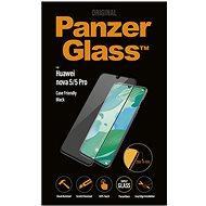 PanzerGlass Edge-to-Edge pro Huawei Nova 5/5 Pro černé - Ochranné sklo