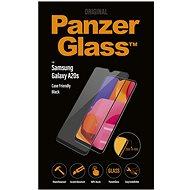 PanzerGlass Edge-to-Edge pro Samsung Galaxy A20s černé - Ochranné sklo