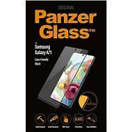 Ochranné sklo PanzerGlass Edge-to-Edge pro Samsung Galaxy A71 černé