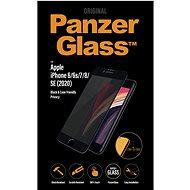 PanzerGlass Edge-to-Edge Privacy pro Apple iPhone 6/6s/7/8/SE (2020) černé