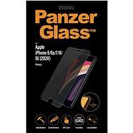 PanzerGlass Standard Privacy pro Apple iPhone 6/6s/7/8/SE (2020) čiré