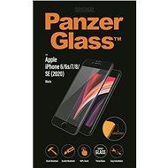 PanzerGlass Premium pro Apple iPhone 6/6s/7/8/SE 2020 černé - Ochranné sklo