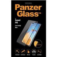 PanzerGlass Edge-to-Edge pro Huawei P40 černé - Ochranné sklo