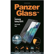PanzerGlass Edge-to-Edge Antibacterial pro Samsung Galaxy S20 FE černé - Ochranné sklo