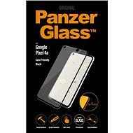 PanzerGlass Edge-to-Edge pro Google Pixel 4a černé - Ochranné sklo