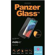 PanzerGlass Edge-to-Edge pro Motorola Moto E7 černé - Ochranné sklo