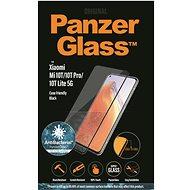 PanzerGlass Edge-to-Edge Antibacterial pro Xiaomi Mi 10T/10T Pro/10T Lite (5G) černé - Ochranné sklo