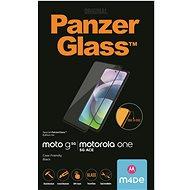 PanzerGlass Edge-to-Edge pro Motorola Moto G 5G/One 5G Ace černé - Ochranné sklo