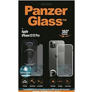 PanzerGlass Standard Antibacterial Bundle pro Apple iPhone 12/12 Pro (PanzerGlass sklo + čirý TPU ob
