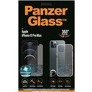 PanzerGlass Standard Antibacterial Bundle pro Apple iPhone 12 Pro Max (PanzerGlass sklo + čirý TPU o