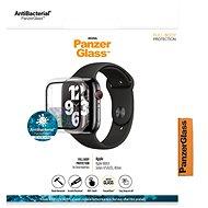 PanzerGlass Full Protection pro Apple Watch 4/5/6/SE 40mm (čirý rámeček) - Ochranné sklo