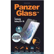 PanzerGlass Edge-to-Edge Antibacterial pro Samsung Galaxy S21+ 5G (celolepené s funkčním otiskem prs - Ochranné sklo