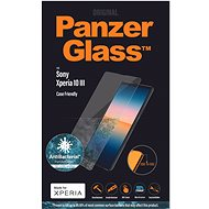 PanzerGlass Edge-to-Edge Antibacterial pro Sony Xperia 10 III (2021) - Ochranné sklo