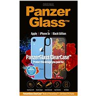 PanzerGlass ClearCase pro Apple iPhone XR Black edition - Pouzdro na mobil