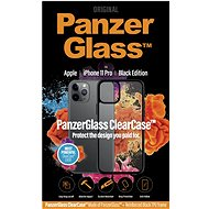 PanzerGlass ClearCase pro Apple iPhone 11 Pro Black edition - Kryt na mobil