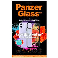 PanzerGlass ClearCase pro Apple iPhone 11 Black edition