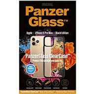 PanzerGlass ClearCase pro Apple iPhone 11 Pro Max Black edition