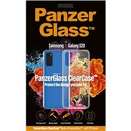 PanzerGlass ClearCase pro Samsung Galaxy S20