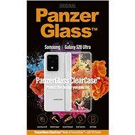 PanzerGlass ClearCase pro Samsung Galaxy S20 Ultra - Kryt na mobil