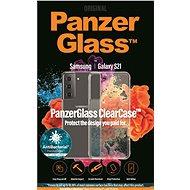 PanzerGlass ClearCase Antibacterial pro Samsung Galaxy S21 - Pouzdro na mobil