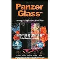 PanzerGlass ClearCase Antibacterial pro Samsung Galaxy S21 Ultra Black edition - Pouzdro na mobil
